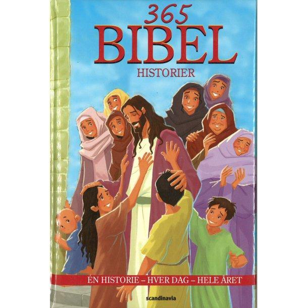 365 Bibel historier - oversat af Anette Broberg Knudsen