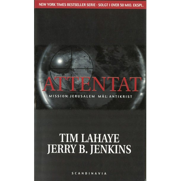 Attentat (6) - af T. La Haye & J. B. Jenkins