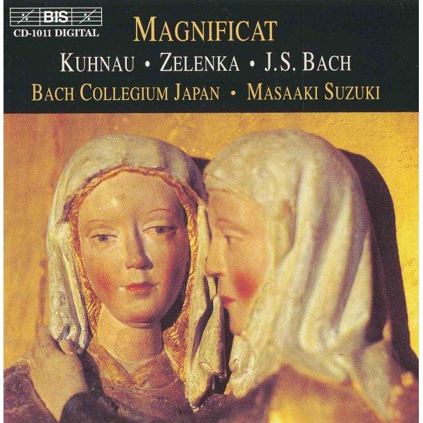 Bach: Magnificat + Händel: Utrecht Te Deum