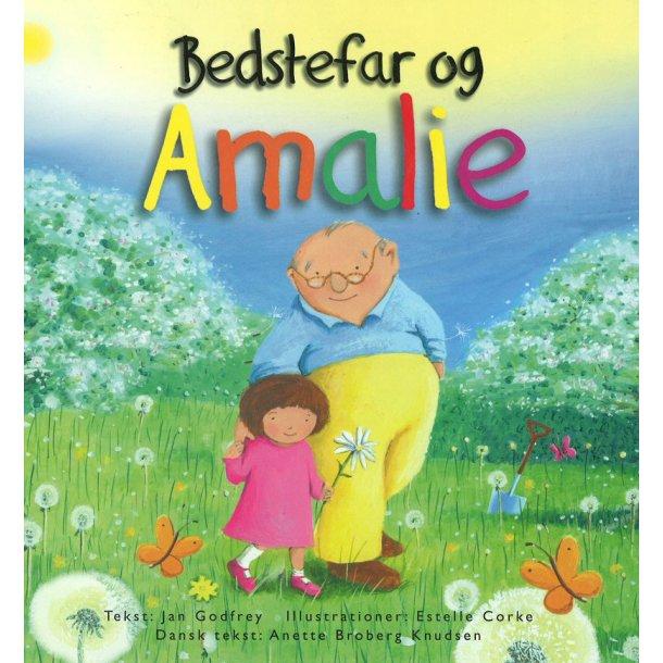 Bedstefar og Amalie - Af Jan Godfrey