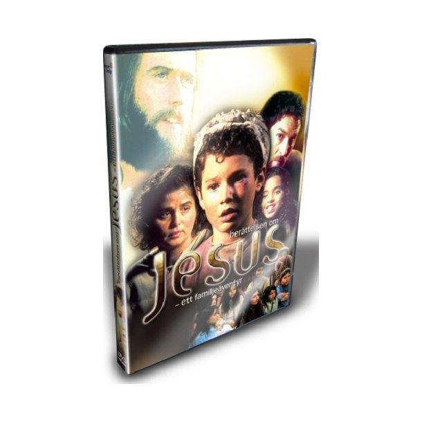 Berättelsen om Jesus SE (DVD) - 15 språk
