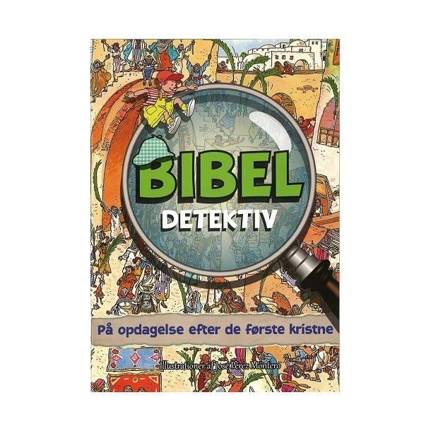 Bibel Detektiv 4 - På opdagelse efter de første kristne - af Vanessa Carroll
