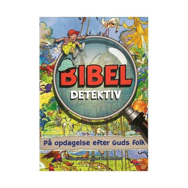 Bibel Detektiv 1 - På opdagelse efter Guds folk - af Vanessa Carroll