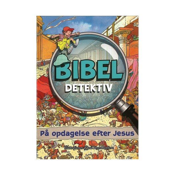 Bibel Detektiv 3 - På opdagelse efter Jesus - af Vanessa Carroll