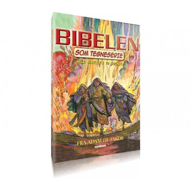 Bibelen som tegneserie GT1 - Fra Adam til Jakob - af Ben Alex