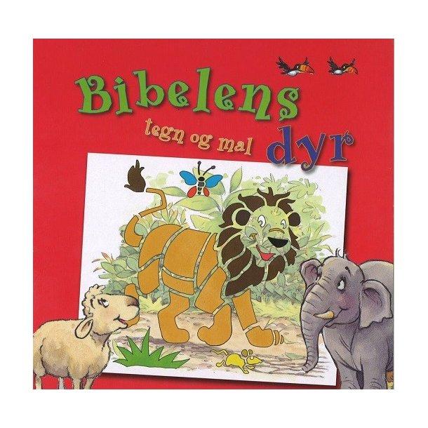Bibelens dyr - Tegn og mal