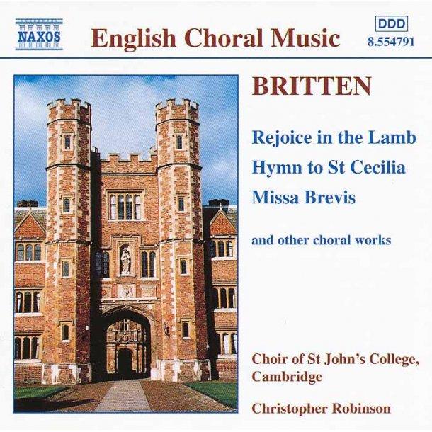 Britten: Korværker