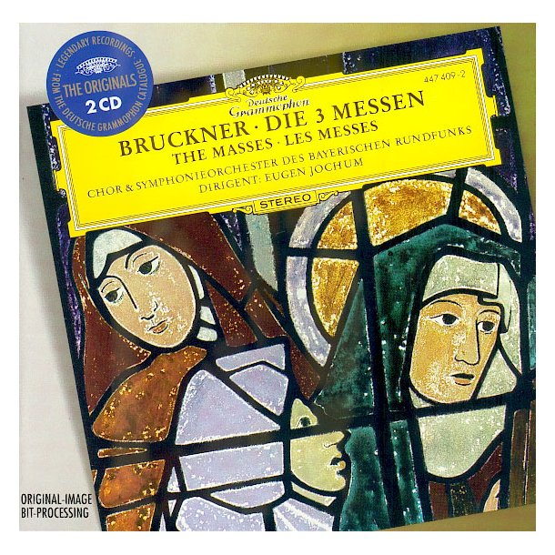 Bruckner: Messer (Jochum) (2 CD)