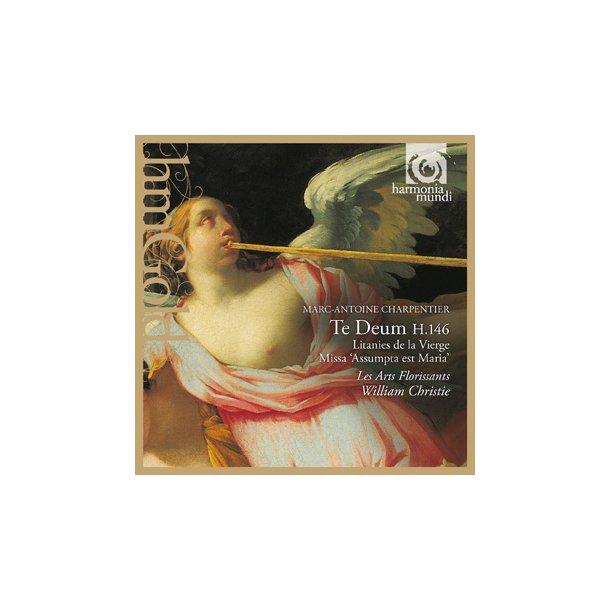 Charpentier: Te Deum + Missa Assumpta est Maria (HM Gold)