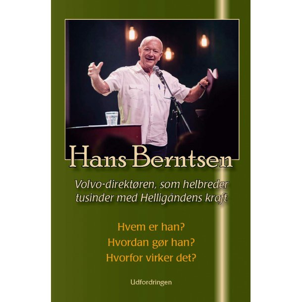 Hans Berntsen - Volvo-direktøren...