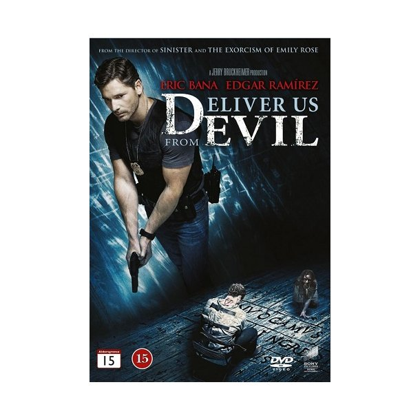 Deliver us from evil (DVD) - thriller - dansk tekst