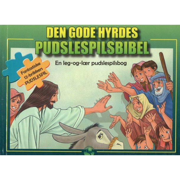 Den Gode Hyrdes Puslespilsbibel