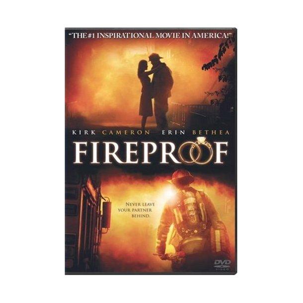 Fireproof (DVD) - dansk tekst