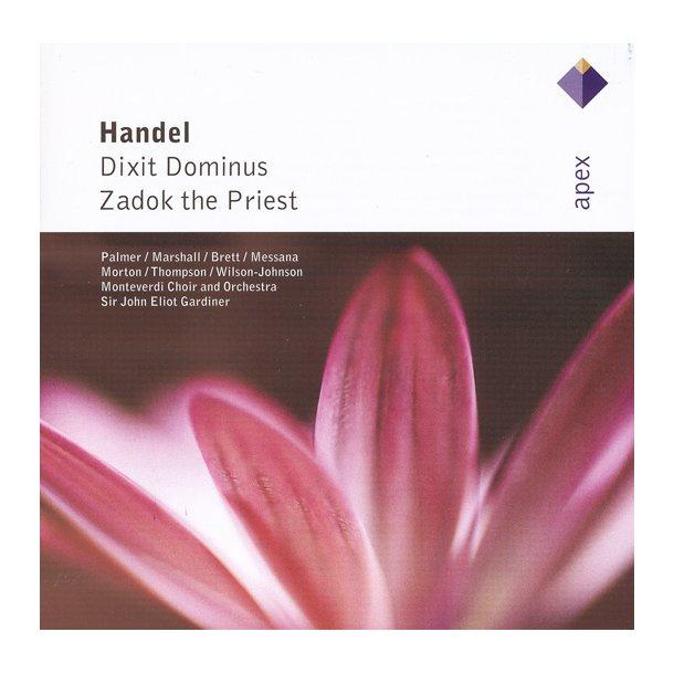 Händel: Dixit Dominus / Zadok the Priest