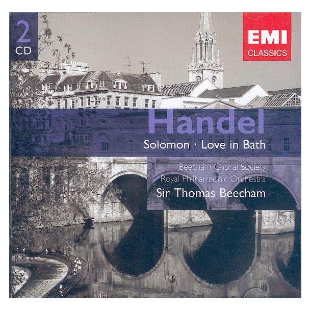 Händel: Solomon (Beecham) (2 CD)