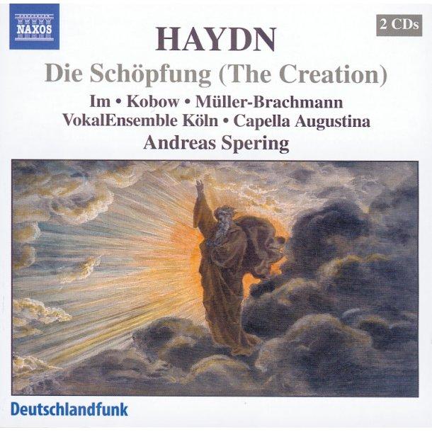 Haydn: Skabelsen (Naxos) (2 CD)