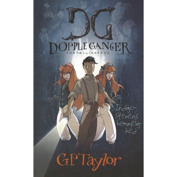 DoppleGanger II - Indigostenens hemmelighed - af G. P. Taylor