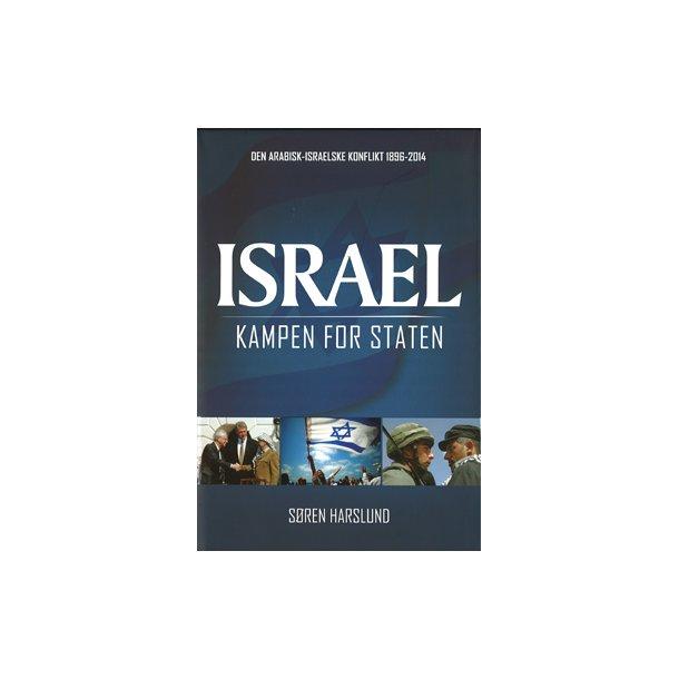 Israel - Kampen for staten - Af Søren Harslund