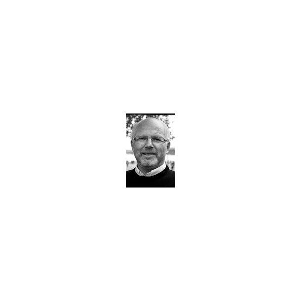 Stærk nok til at være svag - af Jens-Petter Jørgensen