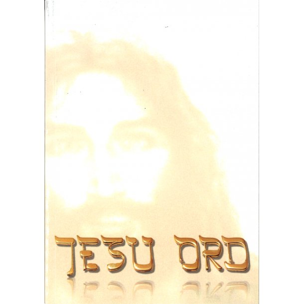 Jesu ord - af Jon Knudsen