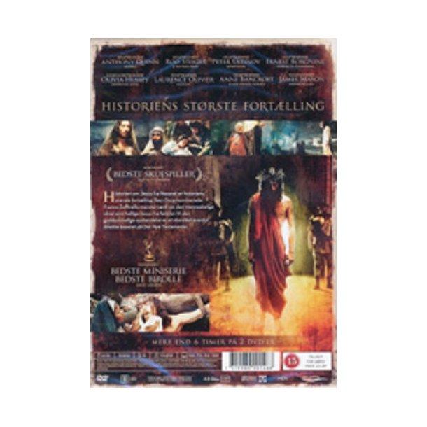 Jesus af Nazaret (DVD) - dansk tekst