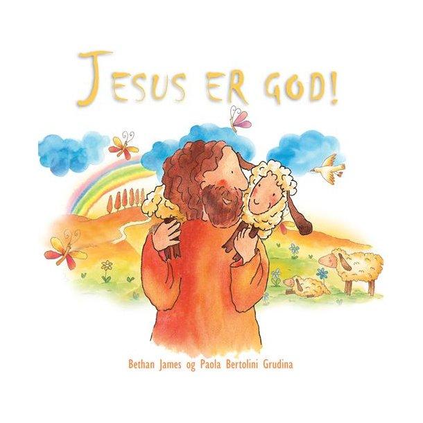 Jesus er god! - af Bethan James