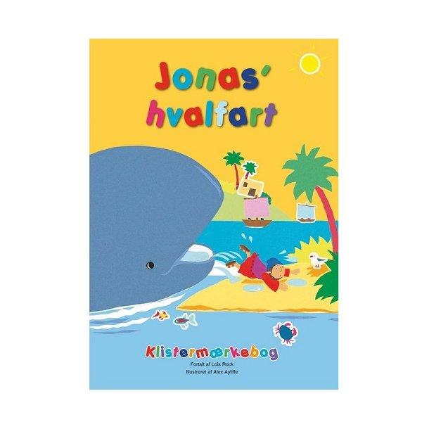 Jonas' hvalfart - af Lois Rock