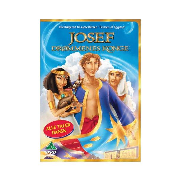 Josef Drømmenes konge (DVD)