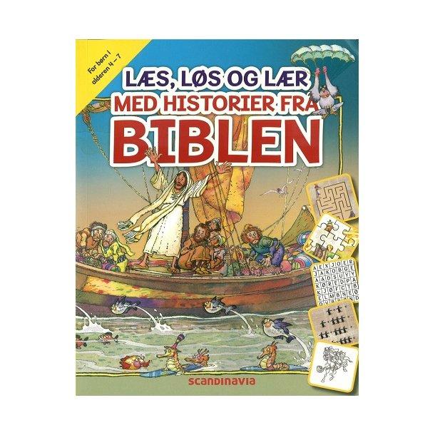 Læs, Løs og Lær (4-7 år) - af L. Jensen & I. Gao