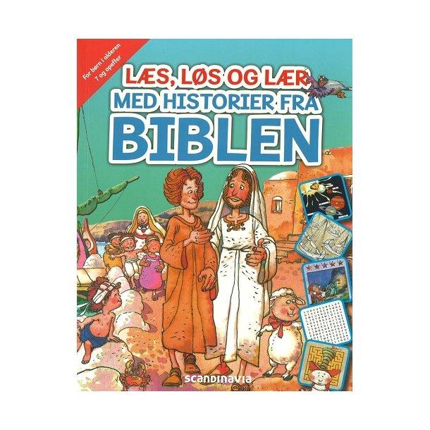 Læs, Løs og Lær (fra 7 år) - af L. Jensen & I Gao