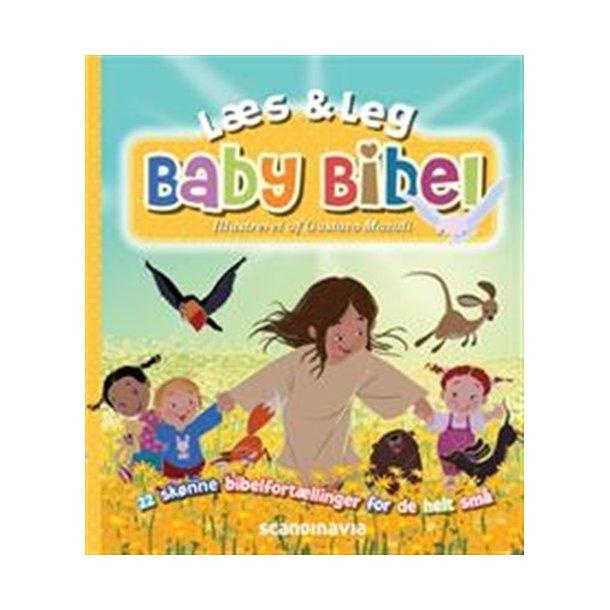 Læs & Leg - Baby Bibel - G.D. Stancliff og G. Mazali