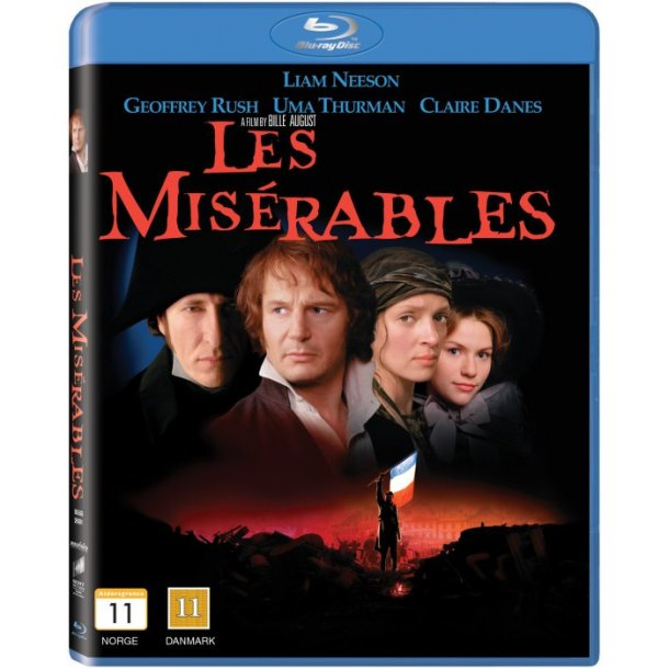 Les Miserables (1998 - Blu-ray)