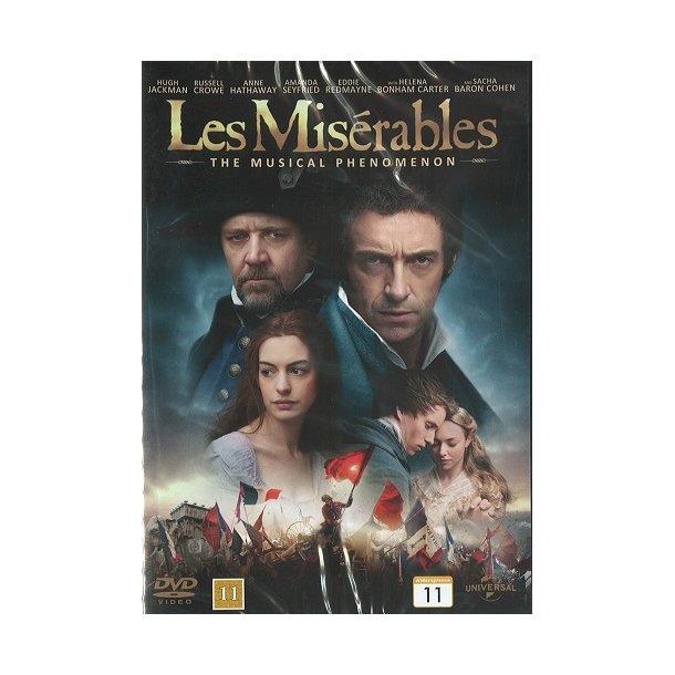 Les Miserables (2012 - DVD)