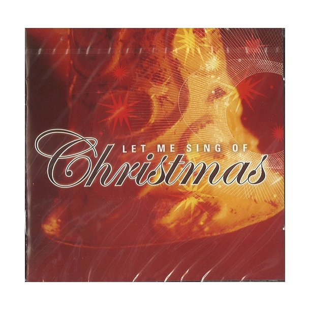 Let me sing of christmas (CD)