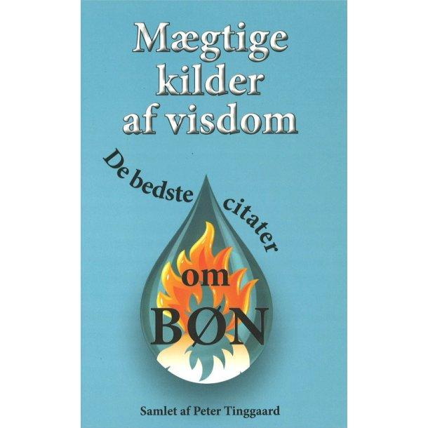 Mægtige kilder af visdom - af Peter Tinggaard