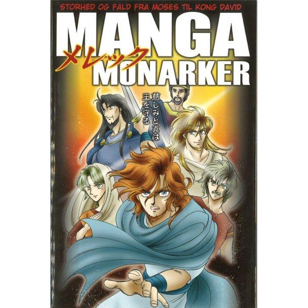 Manga Monarker - af Ryo Azumi