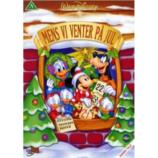 Mens vi venter på Jul (DVD)