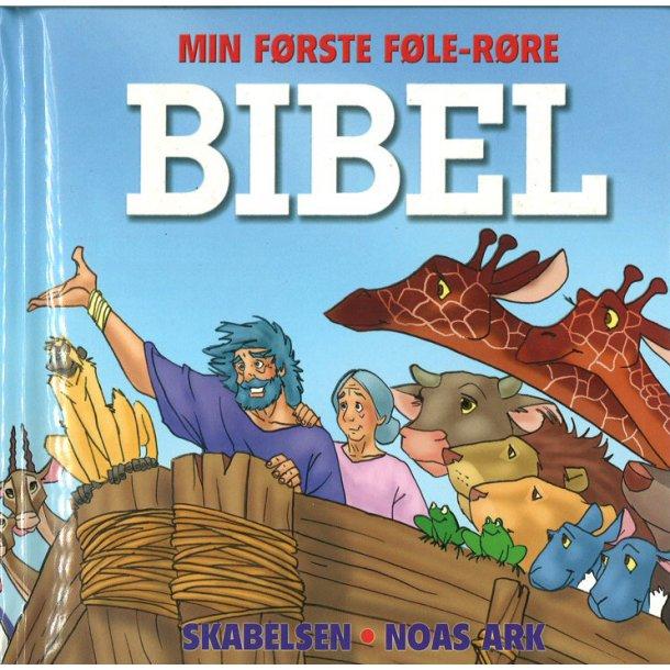 Min Første Føle-Røre Bibel - af Daniel Vium Olesen