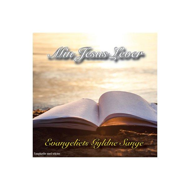 Min Jesus Lever (CD)