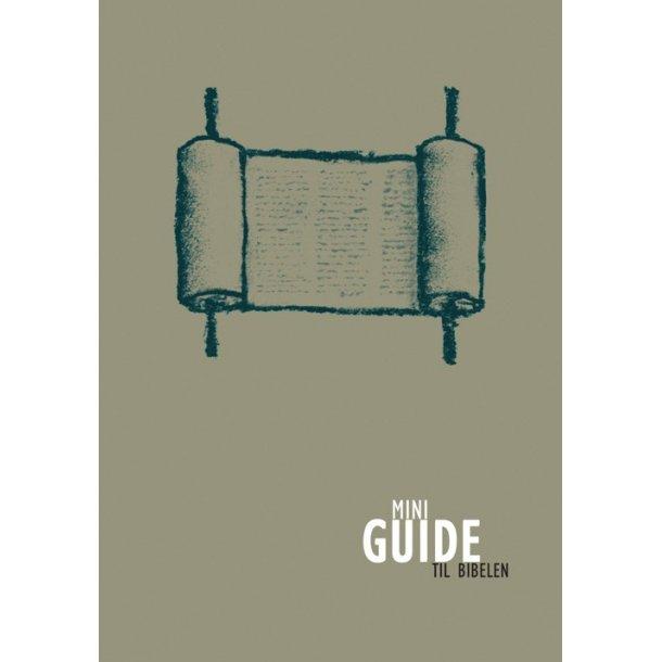 Miniguide til Biblen - af Jørgen Sejer Gaard