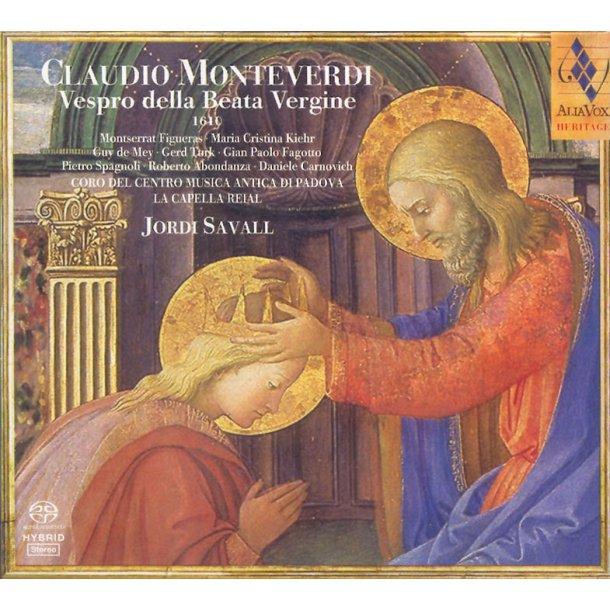 Monteverdi: Vesper (Savall) (2 CD)
