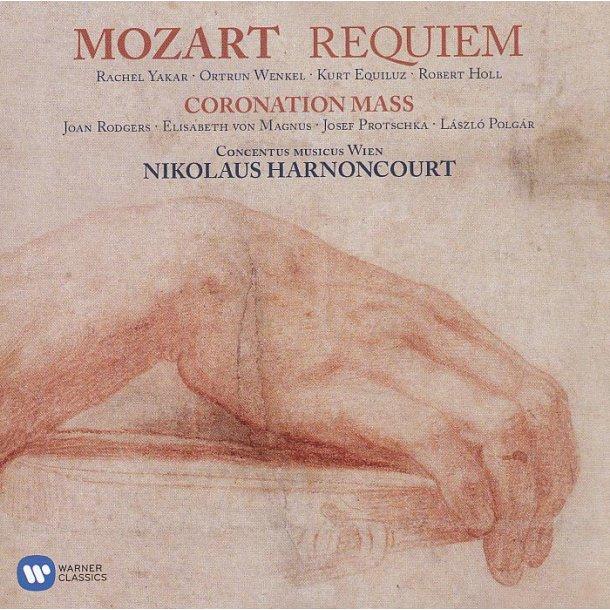 Mozart: Requiem (Harnoncourt)