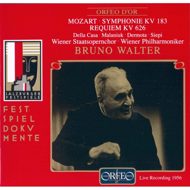 Mozart: Requiem (Walter - live)
