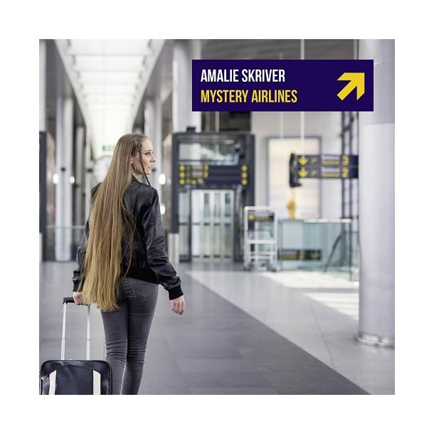 Mystery Airlines (CD) - Amalie Skriver