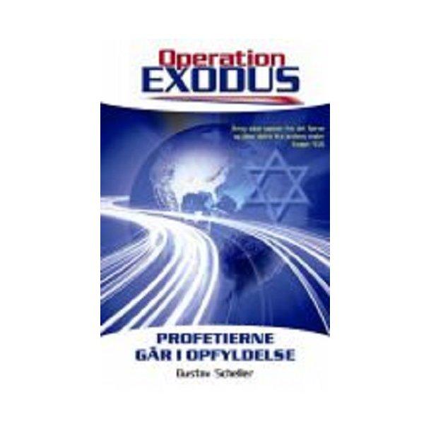 Operation Exodus - af Gustav Scheller