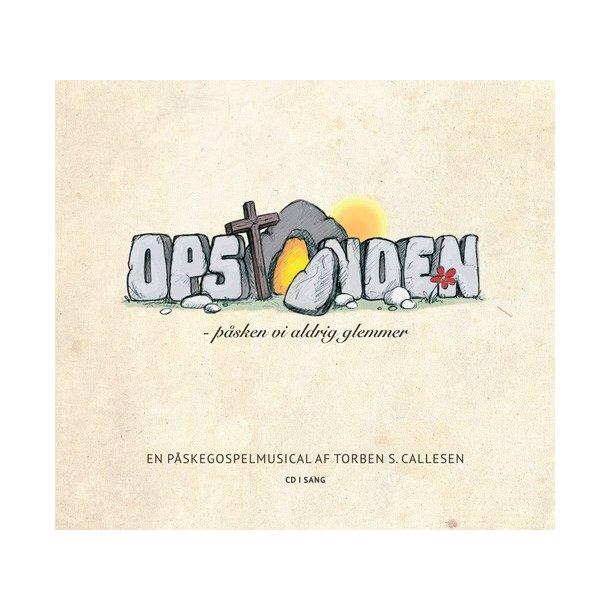 Opstanden (CD) - Påsken vi aldrig glemmer