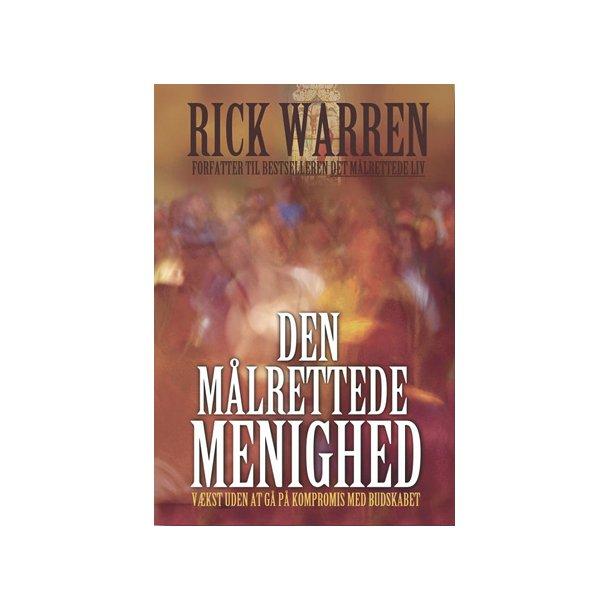 Den målrettede menighed - af Rick Warren