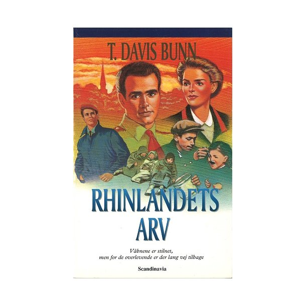 Rhinlandets arv - af T. Davis Bunn