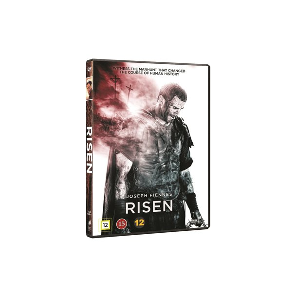 Risen (DVD) - med Joseph Fiennes og Cliff Curtis