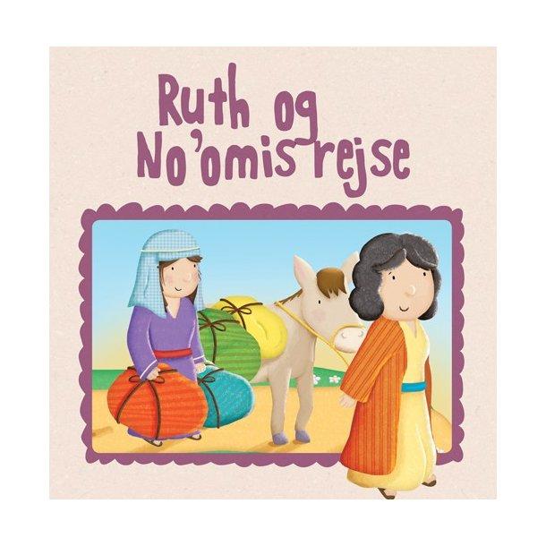 RUTH OG NO'OMIS REJSE - af Karen Williamson